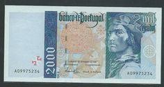 2000 Escudos Portugal 1995 http://www.kollectbox.com/explore/#/item/profile/56ae4e0dbf25d2fd0e5c79f5 #marketplace for #banknote #collectors #papermoney #buybanknotes #banknotesforsale #sellbanknotes #papermoneyforsale #sellpapermoney #buypapermoney