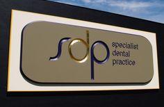 Specialist Dental Practice Sign