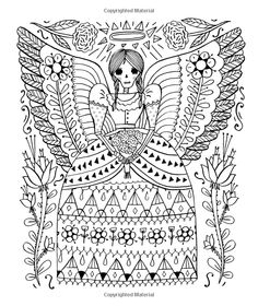 Just Add Color Day Of The Dead Mexican Festival 30 Original Illustrations To Customize And Hang Sarah Walsh