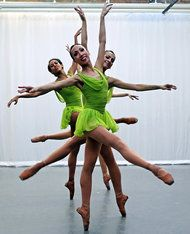 Dance Theater of Harlem Starts New Life - NYTimes.com - Apr 5, 2013