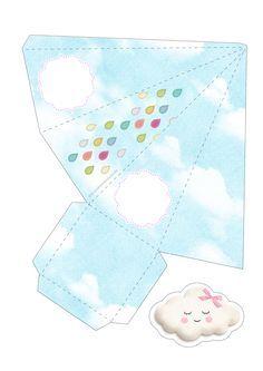 Passatempo da Ana: Micro Kit - Chuva de Bençãos