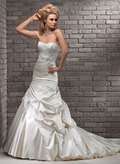"""""""Elizabeth"""" Bridal Gown by Maggie Sottero - Now available in our stock at Brides & Belles"""