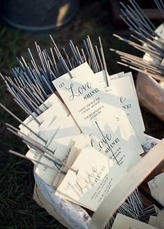 And for your wedding's grand finale… a sparkler send-off! And for your wedding's grand finale… a sparkler send-off! Vow Renewal Ceremony, Renewal Wedding, Diy Wedding, Fall Wedding, Wedding Events, Wedding Ceremony, Wedding Flowers, Dream Wedding, Wedding Backyard