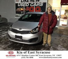 #HappyBirthday to Laura Hill-Marsch from Michael Secules at Kia of East Syracuse!