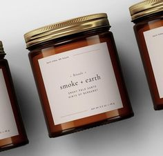 Candle Logo, Candle Branding, Candle Packaging, Candle Labels, Candle Jars, Creation Bougie, Packaging Inspiration, Kalender Design, Photo Candles