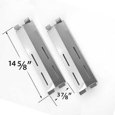 5 Pack Stainless Steel Heat Plate Replacement For Life