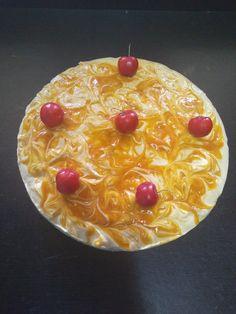 Mango, Cheesecake, Pie, Pudding, Cakes, Desserts, Food, Manga, Torte