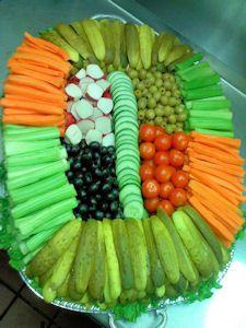 Buffet Menus - Hot Buffet - Cold Buffet - Breakfast Buffet - Appetizers & Hors D'oeuvres Buffet - K&J Catering
