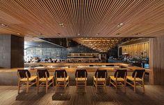 Kiga, na Cidade do México. Projeto de Cherem Arquitetos e Daniel Braverman.
