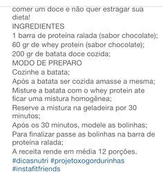 4- musse de chocolate protéico