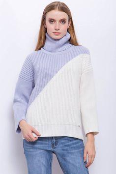 Джемпер женский, цвет белый, артикул: W17-12111. Купить в интернет-магазине FiNN FLARE