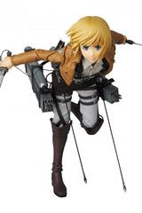 Medicom presents an awesome action figure of Armin Arlert from the hit Attack on Titan series. This figure features an incredible level of detail and comes with a huge assortment of optional parts including two expressions, Survey Corps mantle, a front ha Superman, Batman, Cosplay, Attack On Titan Series, Anime W, Haruhi Suzumiya, Accel World, Figurine Pop, Tokyo Otaku Mode