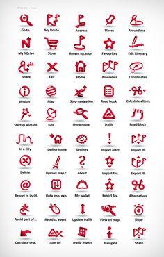 user interface icon designs