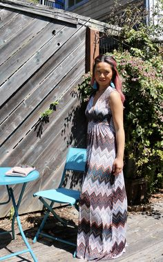 Summer essential: the maxi dress! #VeronicaMclothing