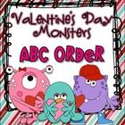 ABC order practice can be so much fun with these cute Valentine's Day monsters!This activity includes 24 Valentine's Day themed words. It can be ...