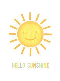 Espero, la felicidad te acompañe siempre #sunshine