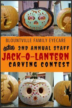 61c9006ca13 2nd Annual Staff Jack-O-Lantern Contest