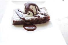 Mmm...brownie... ¿quieres saber cómo se hacen en realidad?  https://www.youtube.com/watch?v=go3fB8DFiJg