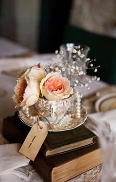 Teacups and Roses-Theming and Styling in Sydney ( I had my decorations like this from my bridal show)