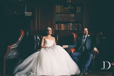 Ashfield house exclusive wedding venue. The library bar