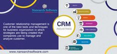 Nanoarch Software is one of the reputed and renowned software company which better understands your clients needs and develop CRM software at reasonable price. Website Development Company, Mobile App Development Companies, Software Development, Sales And Marketing, Business Marketing, Customer Relationship Management, Business Organization, Good Communication, Open Source