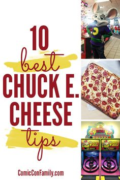 Where can you get Chuck E. Cheese's tokens for free?