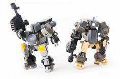 """""""Mini Mecha"""" by chungsteroonie: Pimped from Flickr"""