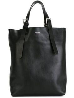 Buckle strap large handbag by Diesel