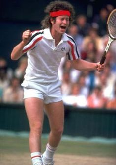 DIY costume: Vintage tennis star