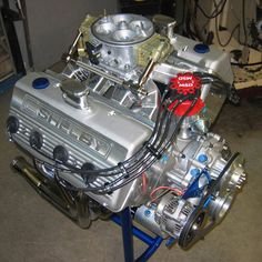 Small Block Ford Nick Arias Jr heads