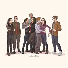 A big thanks to for another fantastic season, and congratulations on renewal! I'm proud to be a fan of the best cast Agents Of Shield Seasons, Marvels Agents Of Shield, Marvel Show, Marvel Dc, Natalia Cordova, Shield Cast, Iain De Caestecker, Fitz And Simmons, Best Superhero