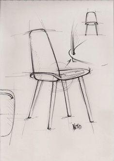 Product Design   Muuto Nerd Chair Photo http://decdesignecasa.blogspot.it #ChairSketch