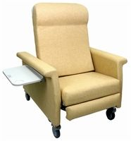 Beau 6910 Infusion Chairs 450 Lb. Weight Capacity Recliners, Easy Access,  Dialysis, Personal