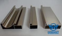 Hiwant supplies a large number of aluminium profile for cabinet series in stock.