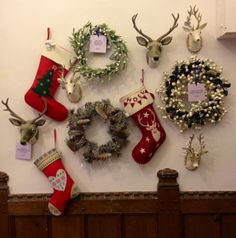 Jan Constantine: Christmas Comes Early to the London Stores.