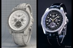 BREITLING on Behance