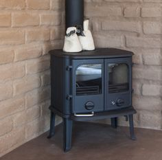 Morso 2100 Wood Stove #thefirebird #santafe #staywarm