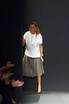 Miuccia, Spring 2003