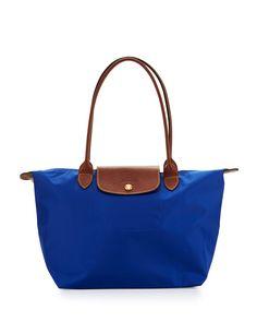 335cc029a7 Le Pliage Medium Shoulder Tote Bag