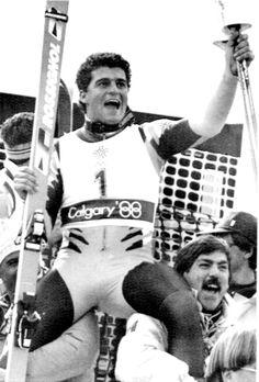 Alberto Tomba Calgary 1988 GS