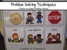 Problem Solving in Pre-K