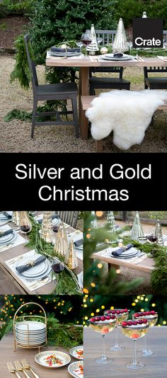 1000 images about holiday entertaining on pinterest crate and barrel holiday tables and. Black Bedroom Furniture Sets. Home Design Ideas
