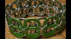 ✗Make: Pop Tab Bracelet/Belt
