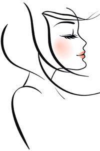 Adapter sa coupe de cheveux: profil concave | Elle Québec
