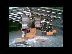 Video - Top 10 Forklift Accidents - That's why SInkholePros / Foundation Services of Central Florida conducts ongoing forklift safety training with EREC!