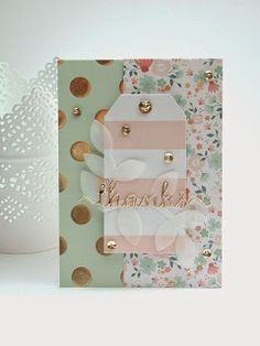 """My Minds Eye """"On trend"""" patterned papers"""