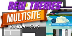 New Themes for MultiSite Builder CMS . New has features such as High Resolution: No, Compatible Browsers: IE11, Firefox, Safari, Opera, Chrome, Software Version: Bootstrap 3