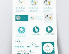 "Check out new work on my @Behance portfolio: ""Branding POLKA ZEBRA"" http://be.net/gallery/43753455/Branding-POLKA-ZEBRA"