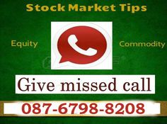 Trading Tips: STOCK TIPS FOR TOMORROW