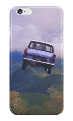 Harry Potter Flying Car Phone Case